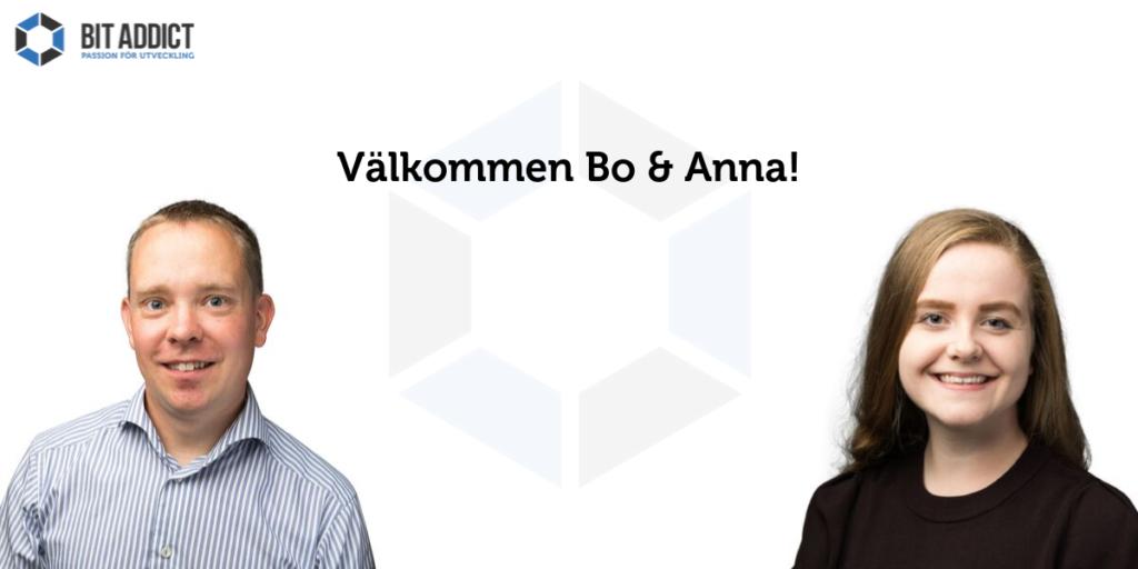 Välkommen Bo & Anna