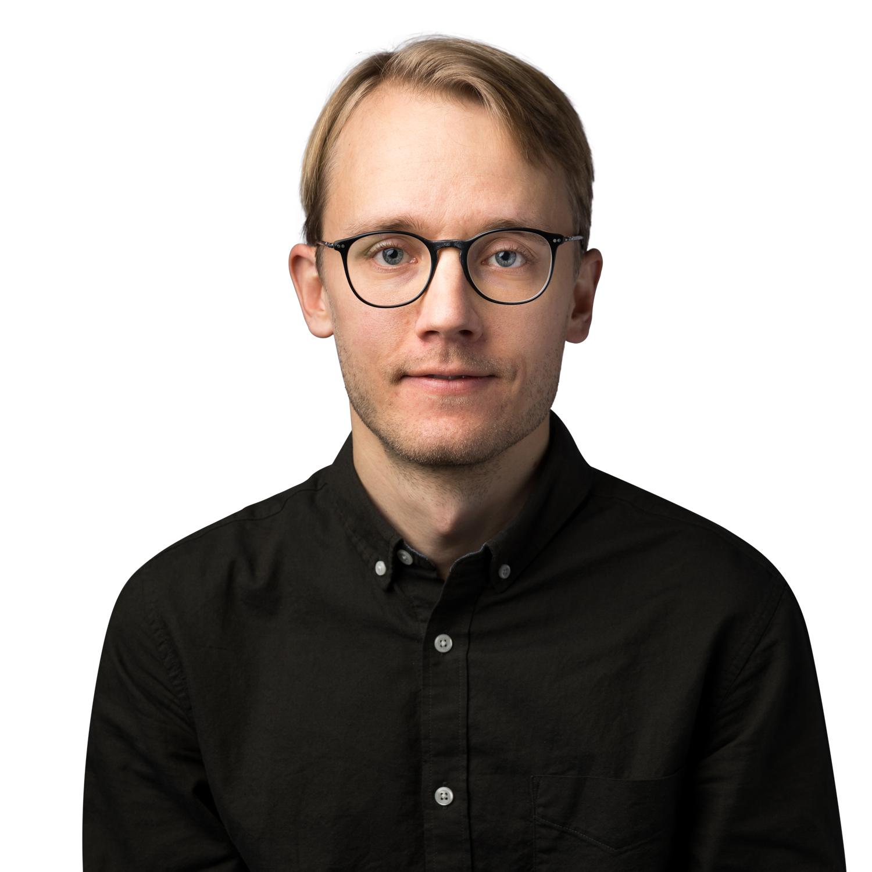 Daniel Kvarfordt nya
